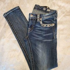 Miss Me Jeans - MissMe Skinny Jeans. Sz 27